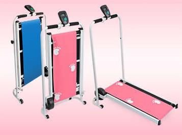Portable And Foldable Mini Treadmill Sky Garden